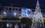 Bordeaux: les lumières de Noël s'allument à Promenade Sainte-Catherine