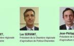 Dominique Graciet président de la chambre d'agriculture Aquitaine Limousin Poitou Charentes