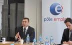 Pôle Emploi:organisation grandes régions avec le secours d'Internet