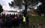 """Agriculteurs de Gironde:""""stop au travail à perte"""""""