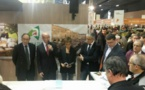 """Jean-Luc Gleyze annonce au SIA un plan """"exceptionnel"""" de soutien de l'élevage girondin"""