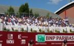 Tennis à Primrose: résultats au jour le jour