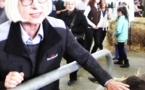 Salon de l'agriculture de Bordeaux:Cerise fait le printemps de la Bazadaise
