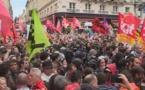 Forte mobilisation des salariés contre la loi Travail:le gouvernement au pied du mur