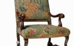 Le fauteuil du Marquis de Sade vendu aux enchères