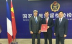 La Chine reconnaît l'ensemble des appellations des vins de Bordeaux