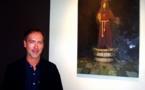 Vincent Ruffin vénère Bacchus à la Galerie du Saint James