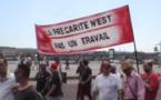 Mobilisation contre la Loi travail à Bordeaux