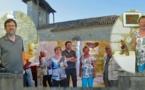 Lougratte (47):la saison  des expositions en l'église de Valette