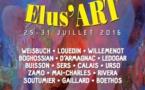 Les oeuvres de 16 artistes au premier Salon Elus'ART d'Eauze (Gers)