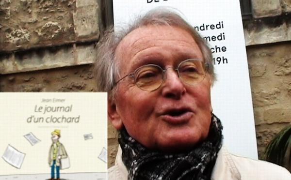 """Témoignage de Jean Eimer: """"je m'étais fait clochard"""""""
