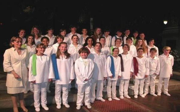 La  Jeune Académie Vocale d'Aquitaine récompensée à Tours