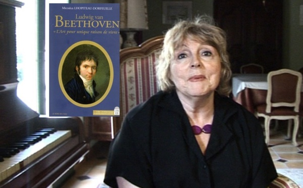 Michèle Lhopiteau-Dorfeuille raconte Beethoven