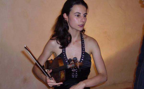 Louise Chisson: sacrés  Caprices de Paganini à Capdrot