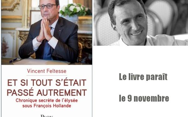 Un livre de Vincent Feltesse sur la présidence de François Hollande