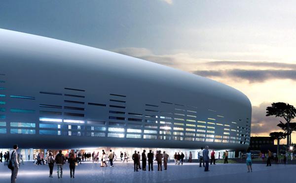 C'est parti pour Bordeaux Métropole Arena