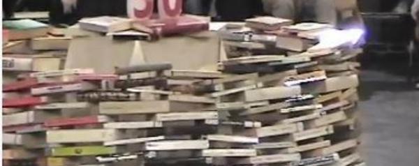 Les Français aiment toujours les livres