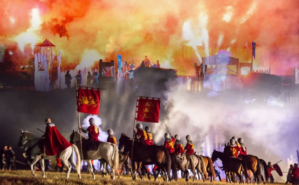 Bataille de Castillon: l'Histoire mise en scène