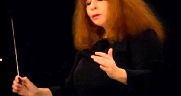 Alessandra Vittini  et son New Philarmonia Orchestra en Aquitaine