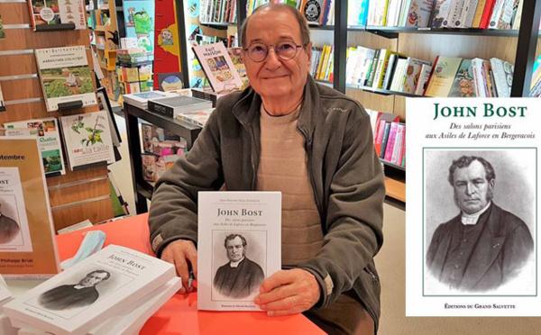 John Bost le fondateur de  l'asile de La Force
