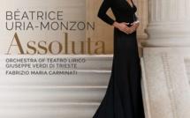 """Béatrice Uria-Monzon: album """"Assoluta"""""""