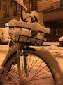 neige à paris-vélo délaissé -6 février 2018-(ph SE)